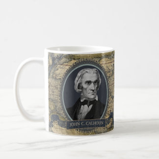 ジョンC Calhounの歴史的マグ コーヒーマグカップ