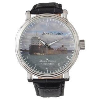 ジョンD. Leitchの腕時計 腕時計