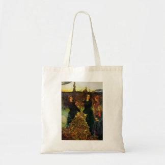 ジョンEverett Millais-の紅葉 トートバッグ