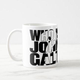 ジョンGaltはだれですか。 15ozマグ コーヒーマグカップ