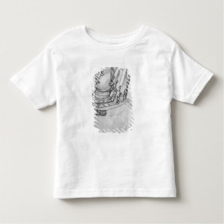 ジョンIII無慈悲のの公爵の トドラーTシャツ