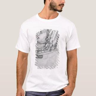 ジョンIII無慈悲のの公爵の Tシャツ