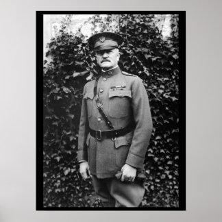 ジョンJ. Pershing概要。  General_Warのイメージ ポスター