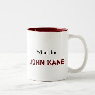 ジョンKane何! ツートーンマグカップ