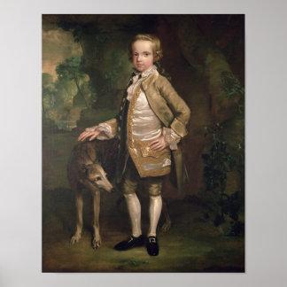 、ジョンNelthorpe男の子として第6准男爵 ポスター