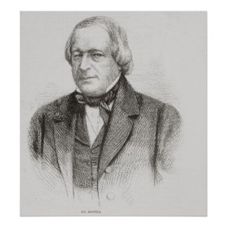 ジョンSlidell 1861年 ポスター