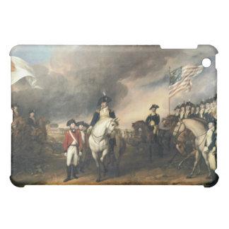 ジョンTrumbull著Yorktownの降伏 iPad Miniケース