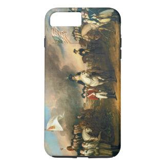 ジョンTrumbull 1820年著主のCornwallis降伏 iPhone 8 Plus/7 Plusケース