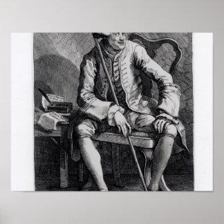 ジョンWilkes 1763年 ポスター
