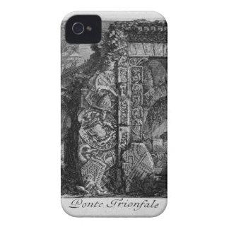 ジョヴァンニ・バッティスタ・ピラネージ著勝利の橋 Case-Mate iPhone 4 ケース