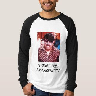 ジョーの口ひげ Tシャツ