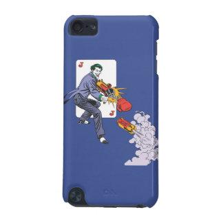 ジョーカーのシュートの笑うガス iPod TOUCH 5G ケース
