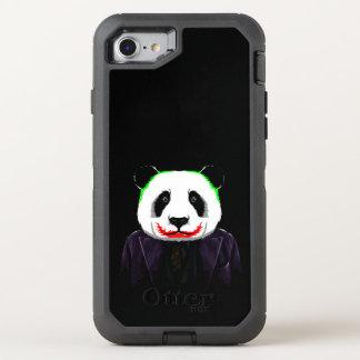 ジョーカーのパンダ オッターボックスディフェンダーiPhone 8/7 ケース