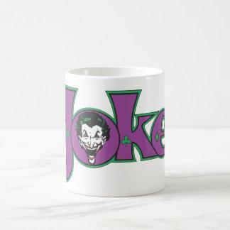 ジョーカーのロゴ コーヒーマグカップ