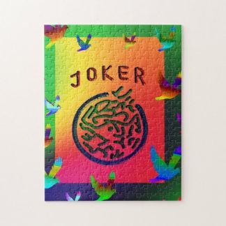 ジョーカーの夢のパズル ジグソーパズル