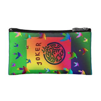 ジョーカーの夢の化粧品のバッグ コスメティックバッグ
