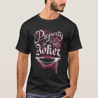 ジョーカーの自殺の分隊|の特性 Tシャツ