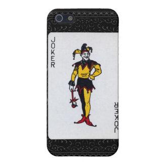 ジョーカーのiphoneの場合 iPhone SE/5/5sケース