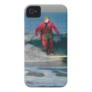 ジョーカー-サーフィン Case-Mate iPhone 4 ケース