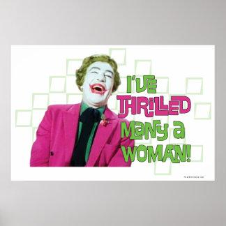 ジョーカー-スリル ポスター