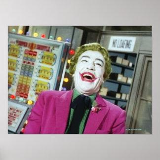 ジョーカー- 4つを笑わせること ポスター