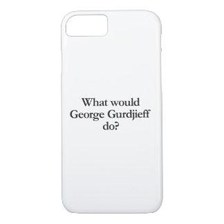 ジョージのgurdjieffする何が iPhone 8/7ケース