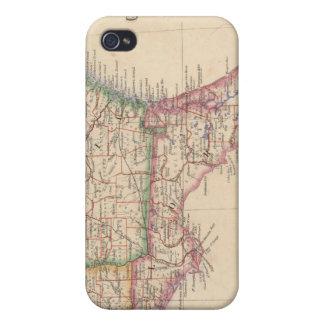 、ジョージアおよびアラバマペンシルバニア州 iPhone 4/4S CASE