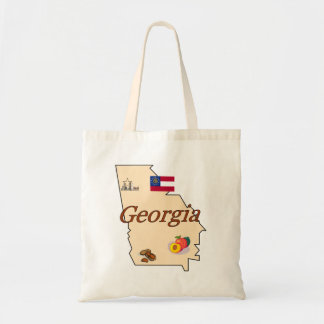 ジョージアのバッグ トートバッグ