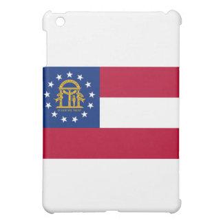 ジョージアの州の旗 iPad MINIケース