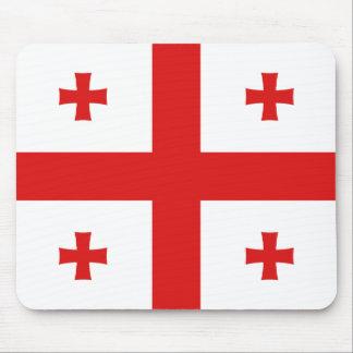 ジョージアの旗のマウスパッド マウスパッド