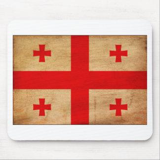 ジョージアの旗 マウスパッド