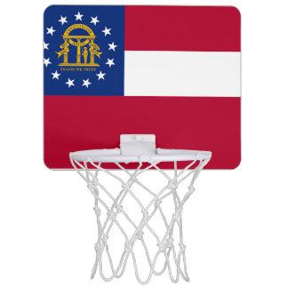 ジョージアの旗 ミニバスケットボールゴール