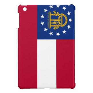 ジョージアの旗 iPad MINIケース