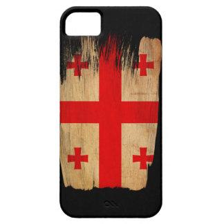 ジョージアの旗 iPhone SE/5/5s ケース