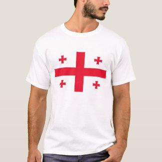 ジョージアの旗 Tシャツ