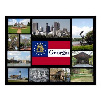ジョージアの視野 ポストカード