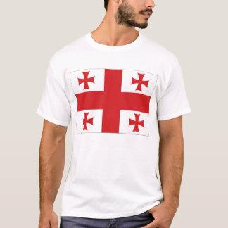 ジョージアのflaf tシャツ