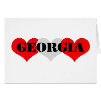 ジョージア カード