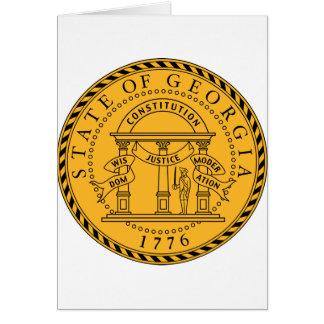 ジョージア、米国 カード