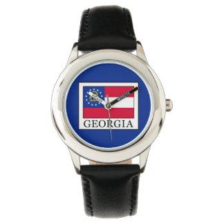 ジョージア 腕時計