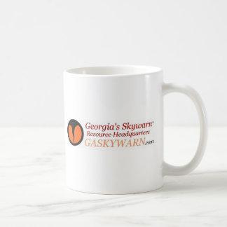 ジョージアSkywarn コーヒーマグカップ