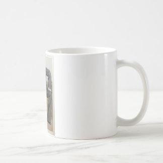 ジョージウィリアムPierrepont Bentinckの風刺漫画 コーヒーマグカップ