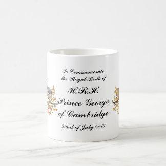 ジョージオーストラリア王子のマグ コーヒーマグカップ