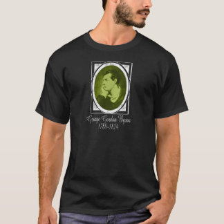 ジョージゴードンByron Tシャツ