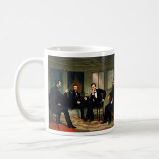 ジョージピーターアレキサンダーHealy著調印者 コーヒーマグカップ