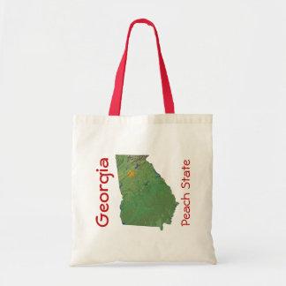 ジョージ王朝の地図のバッグ トートバッグ