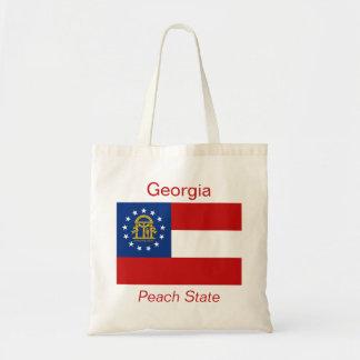 ジョージ王朝の旗のバッグ トートバッグ