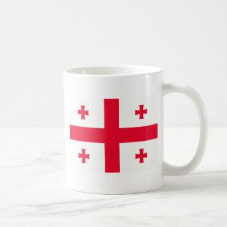 ジョージ王朝の旗 コーヒーマグカップ