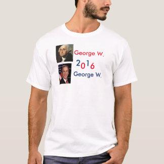 ジョージ素晴らしいWのワイシャツ! Tシャツ