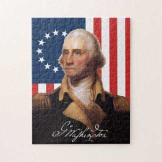 ジョージ・ワシントンのパズル ジグソーパズル